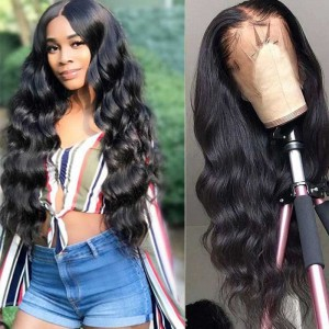 Sokucca Body Wave Full Lace Wig Human Hair
