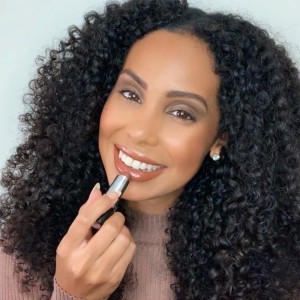Sokucca Freetress Indian Kinky Curly Hair 4 Bundles With Transparent Lace Closure