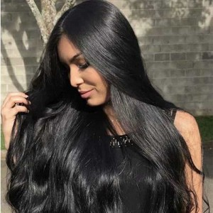 Sokucca Body Wave Hair Weave 4 Bundles Indian Virgin Hair 8-30 Inch